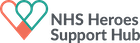 NHS Heroes Support Hub Logo